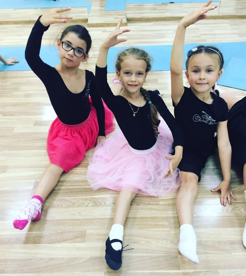 классические танцы для детей