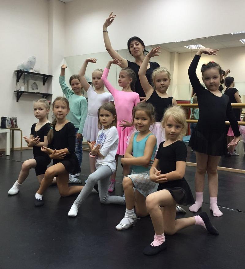 дети на танцах в Екатеринбурге - Школа Грации
